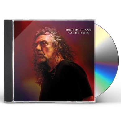 Robert Plant CARRY FIRE CD