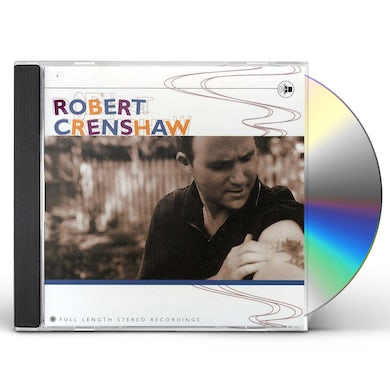 Robert Crenshaw FULL LENGTH STEREO RECORDINGS CD