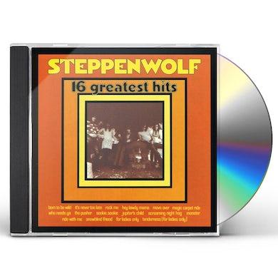 Steppenwolf 16 GREATEST PERFORMANCES CD
