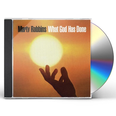 Marty Robbins WHAT GOD HAS DONE CD