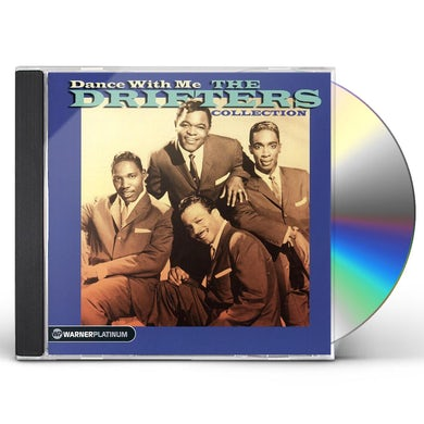 Drifters DANCE WITH ME: THE PLATINUM COLLECTION CD
