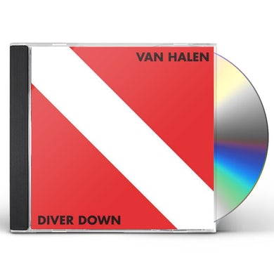 Van Halen DIVER DOWN CD