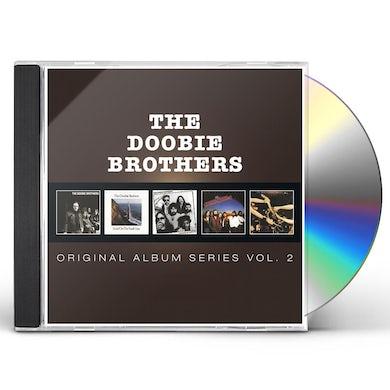 Doobie Brothers ORIGINAL ALBUM SERIES 2 CD