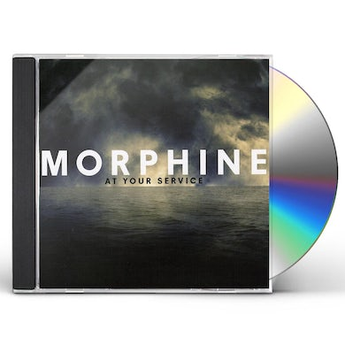 Morphine AT YOUR SERVICE CD