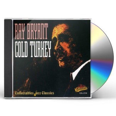Ray Bryant COLD TURKEY CD