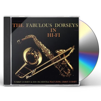 Dorsey Brothers FABULOUS DORSEYS IN HI-FI CD