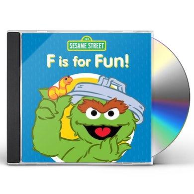 Sesame Street: F Is For Fun! CD