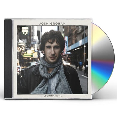 Josh Groban ILLUMINATIONS CD