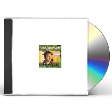 Greg Johnson HERE COMES THE CAVIAR CD