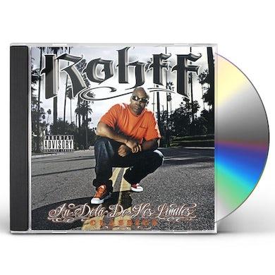 Rohff AU-DELA DE MES LIMITES CD