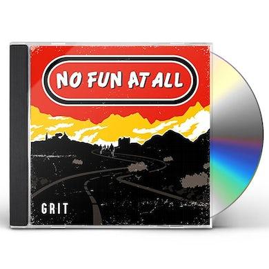 No Fun At All GRIT CD