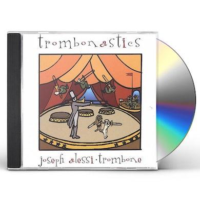 TROMBONASTICS CD