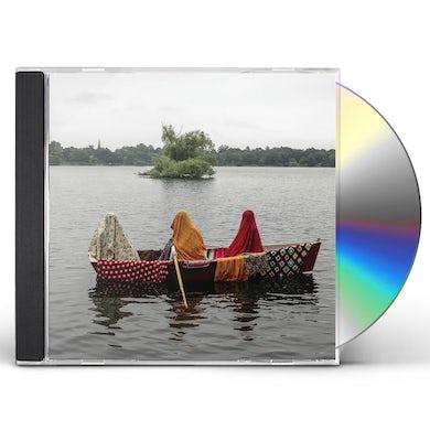 Quilt HELD IN SPLENDOR CD