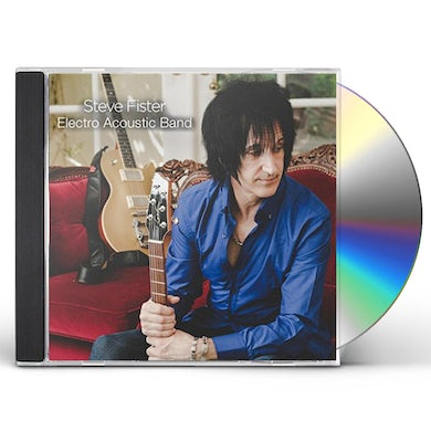 Steve Fister ELECTRO ACOUSTIC BAND CD