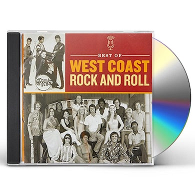 Best Of West Coast Rock & Roll / Various CD