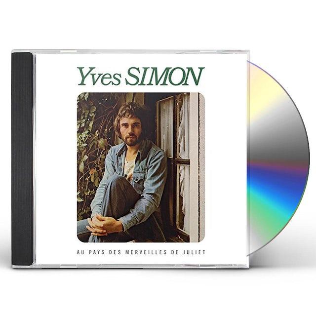 Yves Simon AU PAYS DES MERVEILLES DE JULIET CD