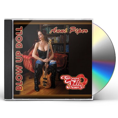 Anni Piper BLOW UP DOLL CD