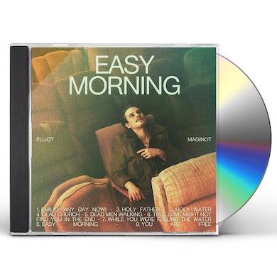 Elliot Maginot EASY MORNING CD
