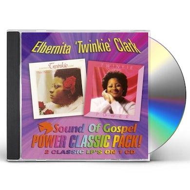 Twinkie Clark PRAISE BELONGS TO GOD: YE SHALL RECEIVE POWER CD