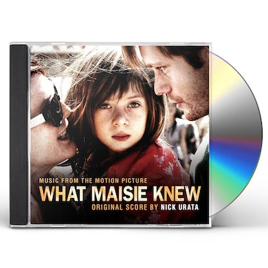 What Maisie Knew / OST WHAT MAISIE KNEW / Original Soundtrack CD