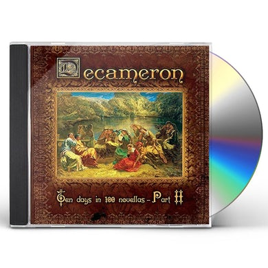 Decameron TEN DAYS IN 100 NOVELLAS-PART TWO CD