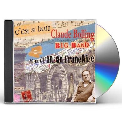 Claude Bolling  C'EST SI BON: DE LA CHANSON FRANCAISE CD