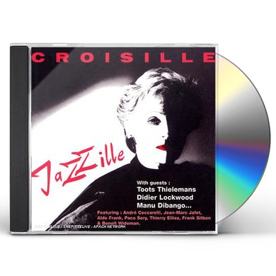 Nicole Croisille JAZZILLE CD