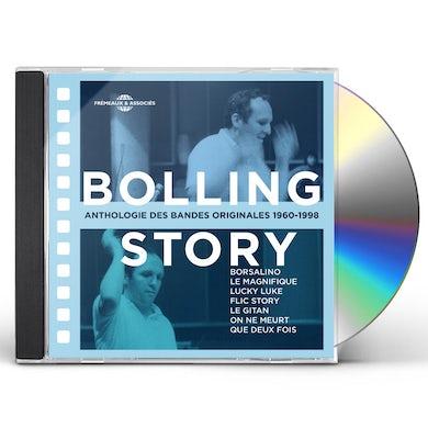 Claude Bolling  BOLLING STORY - ANTHOLOGIE DES BANDES - Original Soundtrack CD