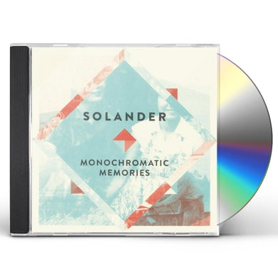 MONOCHROMATIC MEMORIES CD
