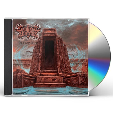Sentient Horror CRYPTS BELOW CD
