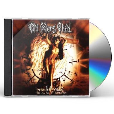 Old Man's Child  REVELATION 666 (THE CURSE OF DAMNATION) CD