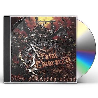 Fatal Embrace DARK POUNDING STEEL CD