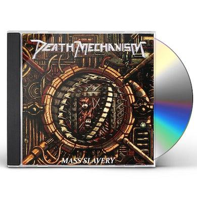 Death Mechanism CD