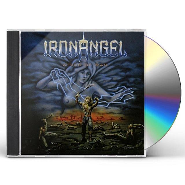 Iron Angel WINDS OF WAR CD