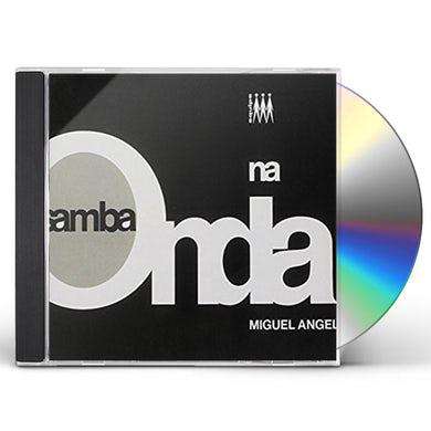 Miguel Angel SAMBA NA ONDA CD