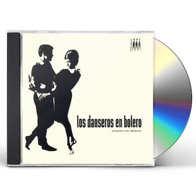 Eumir Deodato LOS DANSEROS EN BOLERO CD