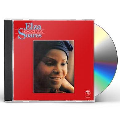 Elza Soares LICAO DE VIDA CD