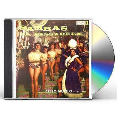 Celso Murilo SAMBAS NA PASSAREL CD