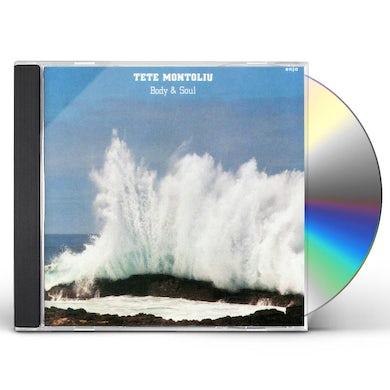 Tete Montoliu BODY & SOUL CD