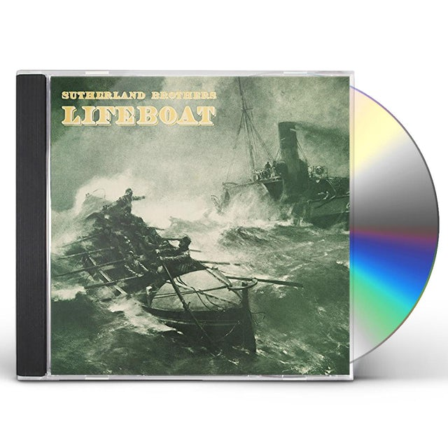 Sutherland Brothers LIFEBOAT CD