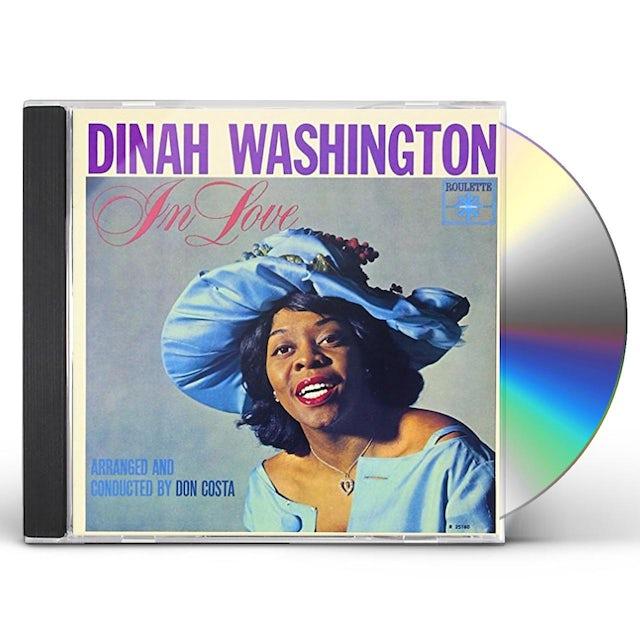 Dinah Washington IN LOVE CD