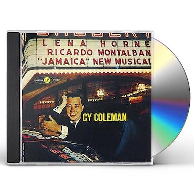 Cy Coleman JAMAICA CD