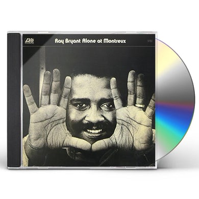 Ray Bryant ALONE AT MONTREUX CD