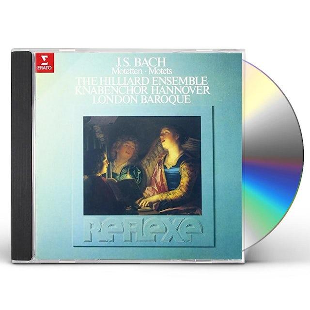 Hilliard Ensemble J.S.BACH: MOTETTEN CD