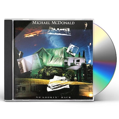 Michael McDonald NO LOOKIN BACK CD