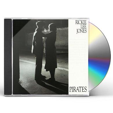 Rickie Lee Jones PIRATES CD