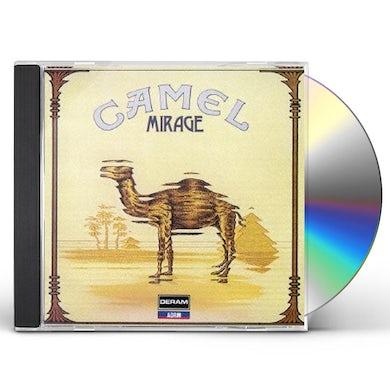 Camel MIRAGE CD