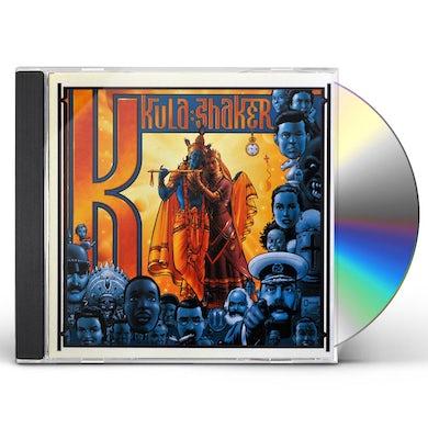 Kula Shaker K (14 TRACKS) CD