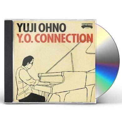 Yuji Ohno Y.O. CONNECTION CD