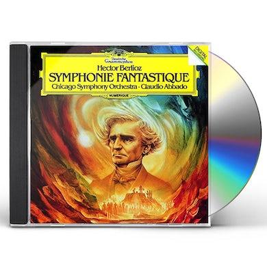 BERLIOZ: SYMPHONIE FANTASTIQUE CD